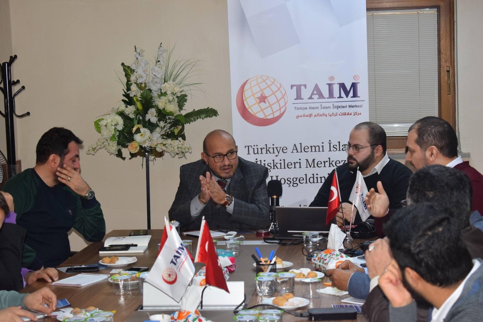 Türkiye ve İslam Dünya İlişkil...